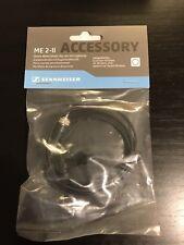 Sennheiser ME 2-II Clip On Microphone - XS Wireless, AVX, Evolution Wireless