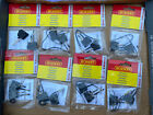 Ho Scale Gauge Hornby Lima Rivarossi R8201 Link Wires Lot Of 7