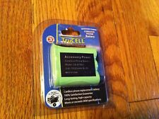 2008 TruCell Tru Cell True Cordless Phone Battery Technology Accessory Power NEW