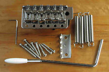 WILKINSON WVC SB CR CHROME LEFTY LEFTHAND STEELBLOCK TREMOLO VIBRATO for STRAT®