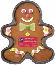 Wilton Giant Gingerbread Boy Cookie Pan