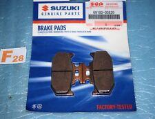 2 plaquettes de frein d'origine Suzuki RM 125 250 DR 250 350 S TS 125 200 RMX