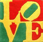 "Robert Indiana""Summer "" Limited Fluffy Carpet - Numbered - Pop Art"