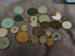 My parent's estate coins. Unique (1800s+) international, early Hong Kong, etc.