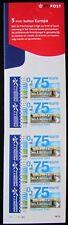 NED NVPH PB79 Postzegelboekje 5 voor buiten Europa CW 7,00 & Nominaal € 3,75