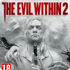 PS4 The Evil Within 2 / 心魔2 恶灵附身2 SONY Bethesda Horror Action Games PREORDER