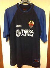 camiseta futbol fc elche kelme 100% original match worn player issue football L