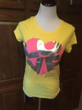 Victoria's Secret Logo Tee Size Large AZ-679
