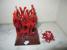 MARVEL LEGENDS 2004 TOY BIZ SPIDER-MAN CLASSICS CARNAGE DIORAMA TRAPPING CAGE