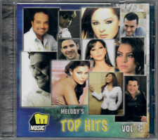 Melody's Top Hits: Tamer, Haifa, Wael, Carole, Haitham, Rowaida, ~ Arabic Mix CD