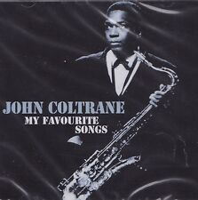 JOHN COLTRANE: MY FAVOURITE SONGS (CD)