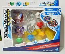 Beyblade Burst Apex Attack Pack Odax 02 Valtryek V2 Exclusive TA07, TA08, TB03