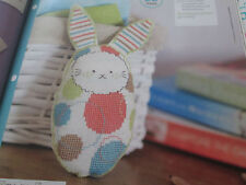 'Cool Bunny' Lucie Heaton Cross Stitch Chart (only)