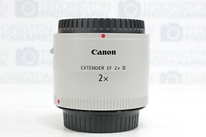 Canon Extender EF 2X III with Pouch