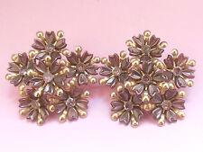 Unbranded Rhinestone Gold Vintage Costume Jewellery (1950s)