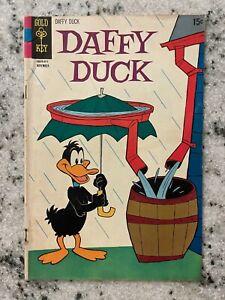 Daffy Duck # 66 FN Gold Key Comic Book 1970 Looney Tunes Cartoon Bugs Bunny J595