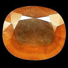 TOP BIG OPAL : 22,82 Ct Natürlicher Gelb Braun Feuer Opal aus Mexiko