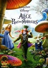 Alice Au Pays Des Merveilles - DVD Disney