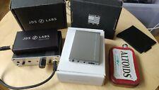JDS Lab Objective 2 DAC/AMP + SMSL + Altoid portable AMP Hi-Fi Audio Set-up