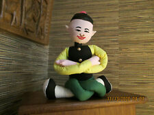 Hong Kong Cloth Doll With Long Flexible Arms And Legs