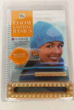 single double knitting, Kb Loom Knitting Board Basics Kit Kb4518 new open box