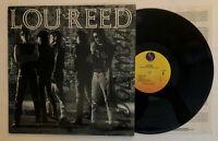 Lou Reed - New York - 1989 US 1st Press (NM) Ultrasonic Clean