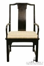Century Furniture Chin Hua Asian Chinoiserie Style Dining Arm Chair