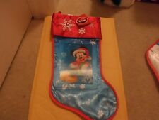 Christmas Disney Stocking Mickey Mouse New 17""