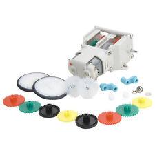Doble Motor Gearbox Robotics Kit Con Ruedas