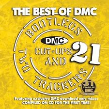 The Best Of DMC Bootlegs Cut Ups & 2 Trackers Vol 21 Clubber Club DJ CD Party