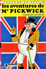 Les aventures de Mr. PICKWICK // Charles DICKENS // Lecture et Loisir / n° 210