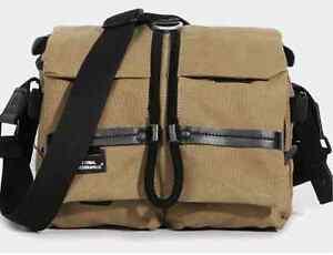 Canvas Camera case bag for Nikon D7500 D7200 D5600 D5500 D3300 D3400 D750 D610