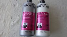 "FRANCK PROVOST shampooing + après-shampooing ""expert couleur"" - 2 x 750 ml"
