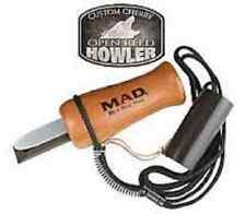 Mad Custom Cherry Open Reed HOWLER Call New