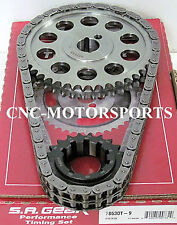 BB Ford 429 460 Race Billet Double Roller Timing Chain 78530T-9R 9 keyway