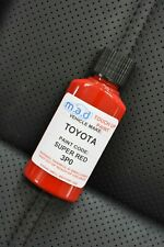 TOYOTA SUPER RED 3P0 PAINT TOUCH UP KIT 30ML SCRATCH CHIP BRUSH SCRATCH