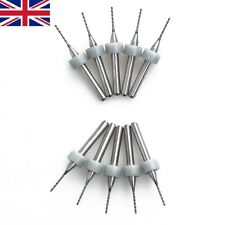 Carburo 10 un./lot 0.8 mm Micro Brocas CNC PCB Drill Bit Set ll