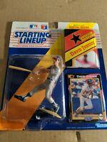 MLB Baseball Starting Lineup (1992) David Justice Braves Figure BRAND NEW SEALED