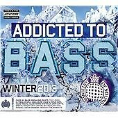 Ministry Of Sound - Addicted to Bass Winter 2013 (3 X CD ' Various Artists)