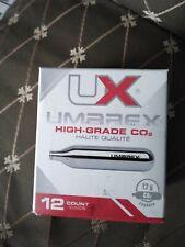 New listing Umarex High-Grade CO2 Cartridges for Pellet Guns, BB Guns and Airsoft Guns, 12 G