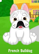 Webkinz French Bulldog ( unused code only ) !CREDIBLE Proven Seller!