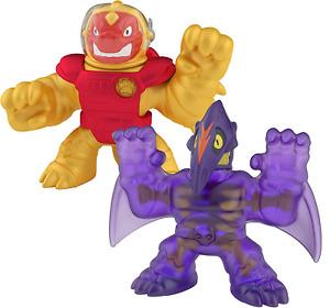 Heroes of Goo Jit Zu Galaxy Attack, Action Figure - Cosmic Fury Versus Pack - Su