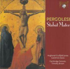 G.B. Pergolesi - Stabat Mater (Angharad Gruffydd Jones) CD