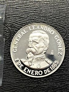 SILVER COIN URUGUAY 500 Nuevos Pesos, KM90 PROOF 1986 - in Sealed Pouches #1