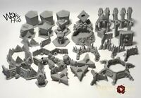 Blackstone Fortress All terrain compatible expansion sets by Dragons Rest.