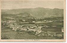Furnas-St. Michael's Portugal Town View Postcard