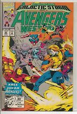 Marvel Comics Avengers West Coast #80 March 1992 VF+