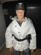 Dragon Action Man Did German Elite Paratrooper Ww2 Steiner Micheal Caine 1/6