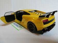 AUTOart 1/18 LAMBORGHINI Gallardo SUPER TROFEO LP560-4 Yellow DIECAST CAR MODEL