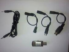 Spinotti cavi chiavetta USB per simulatore di volo